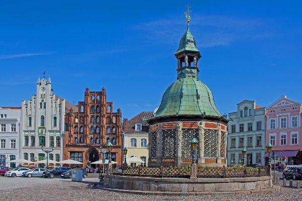 Urlaub in Wismar