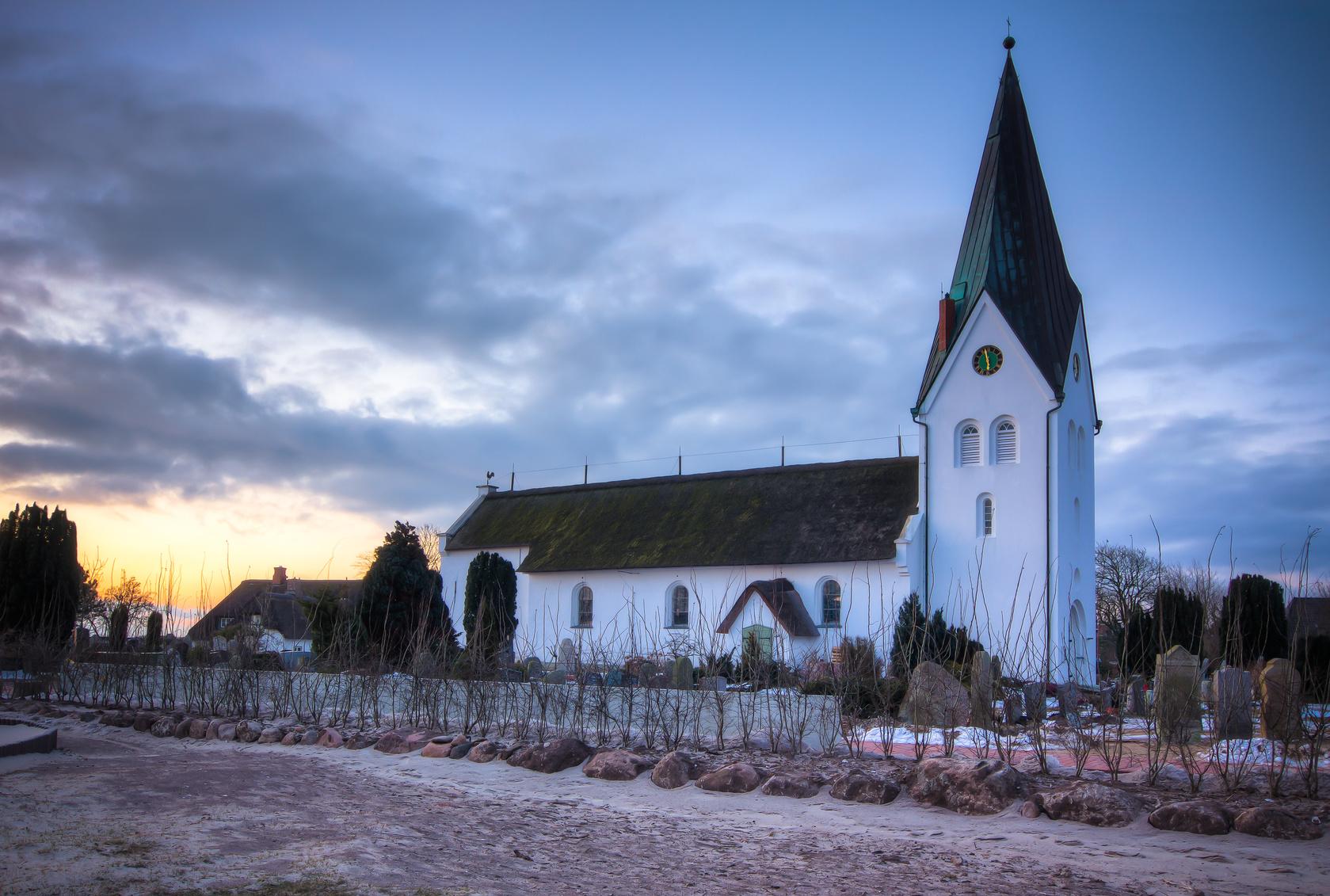 Kirche St. Clemens auf Amrum