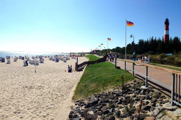 Strand von Hörnum