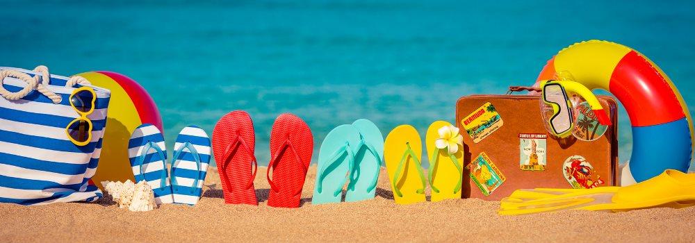 Strandzubehör