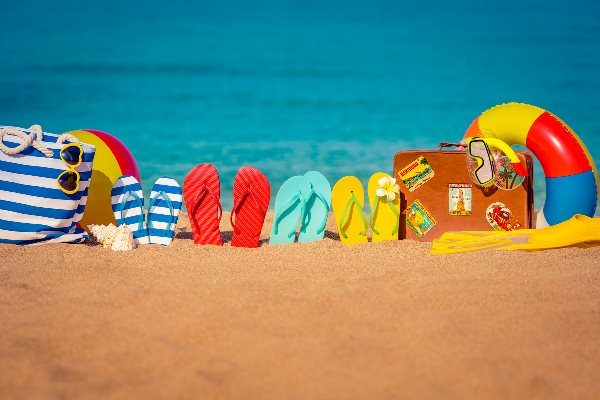 Zubehör für den Strand