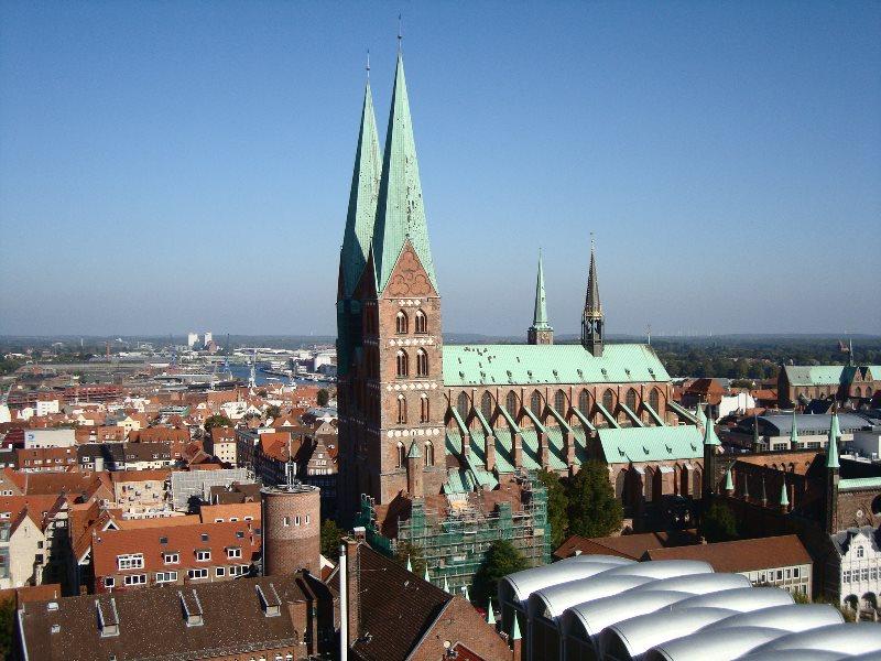 Marienkirche in Lübeck