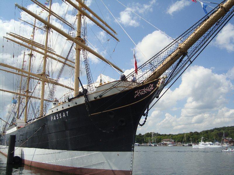 Das Schiff Passat