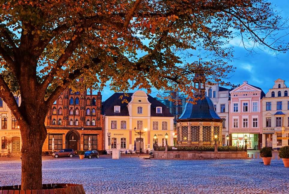 Wismars Altstadt