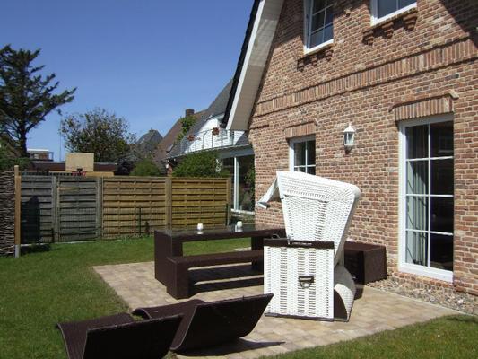haus sehnsucht neubau 107446 ferienhaus westerland. Black Bedroom Furniture Sets. Home Design Ideas