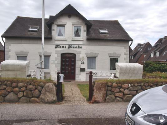 Haus Mücke, Wohnung 4 (4522) - Ferienwohnung Westerland