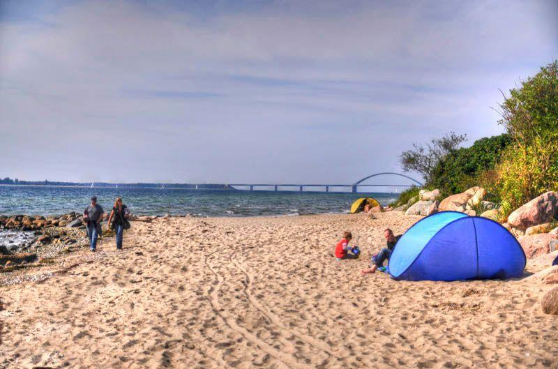 Strand von Wulfen