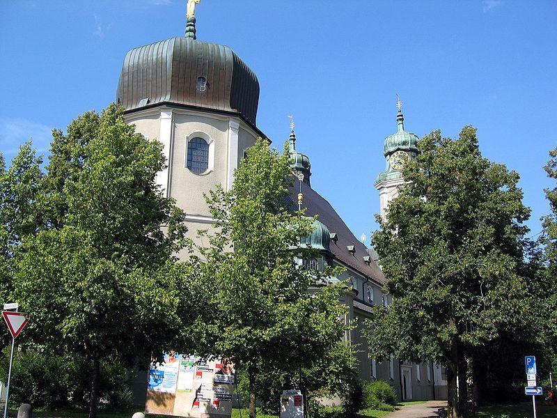 Pfarrkirche in Lindenberg