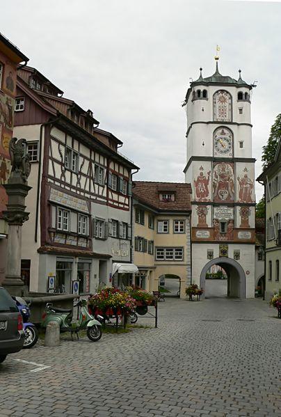 Ravensburger Tor Wangen im Allgäu