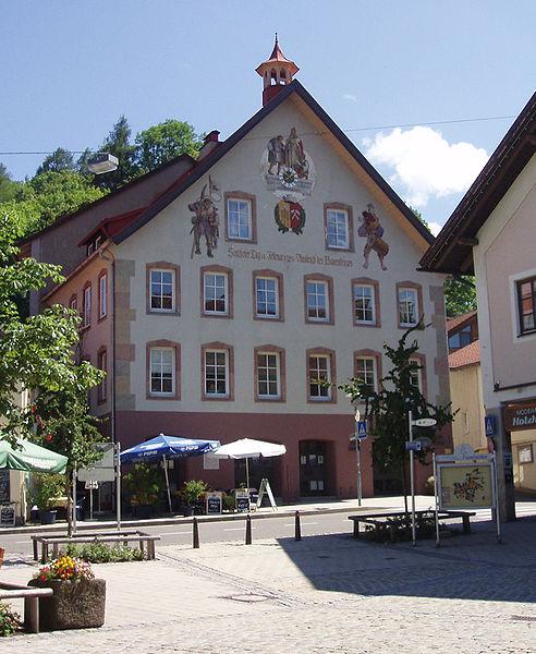 Alte Schule in Sonthofen