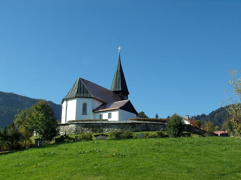 Kapelle St.Katharina in Obermaiselstein