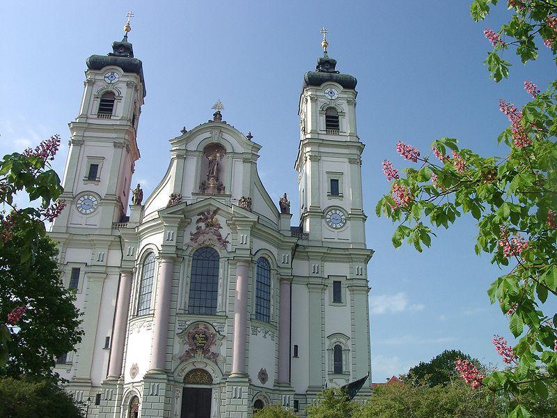 Basilika in Ottobeuren