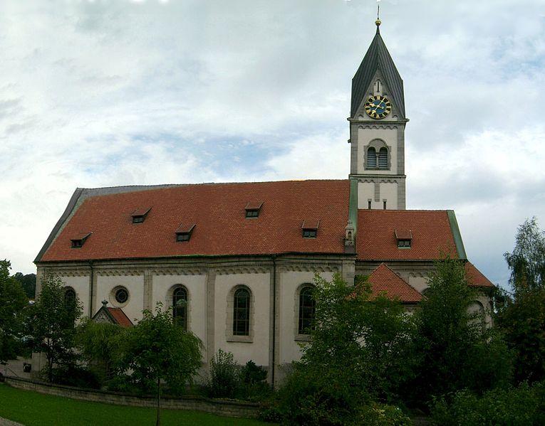 Pfarrkirche St. Martin in Blaichach