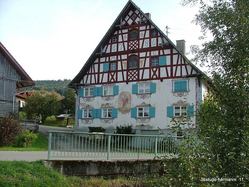 Mühle in Sulzberg
