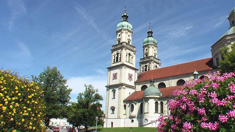 St.-Lorenz-Basilika in Kempten