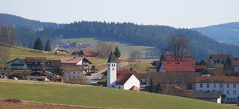 Geiersthal im Bayerischen Wald