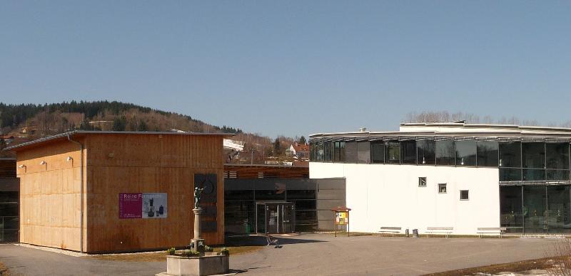 Glasmuseum Frauenau im Bayerischen Wald
