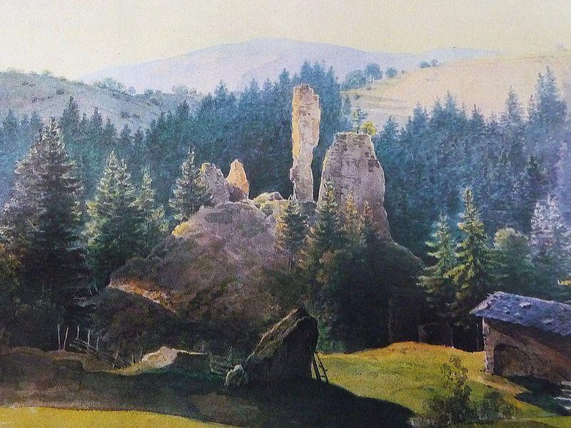 Burgruine Dießenstein