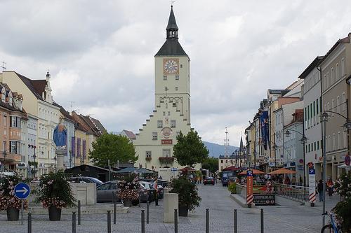 Altes Rathaus in Deggendorf