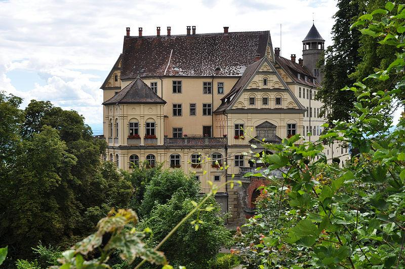 Schloss Heiligenberg Bodensee