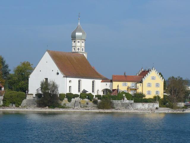 Wasserburg Bodensee
