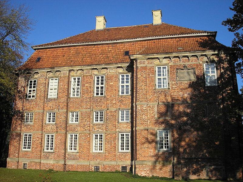 Schloss Schönebeck in Bremen Nord
