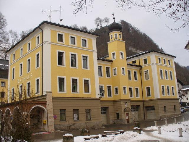 Rathaus Berchtesgaden