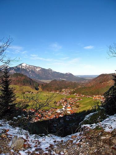 Oberwössen im Chiemgau