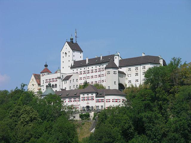 Aschau Schloss Hohenaschau