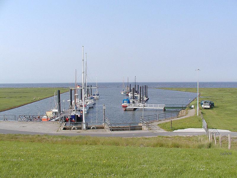 Altenbruch Hafen