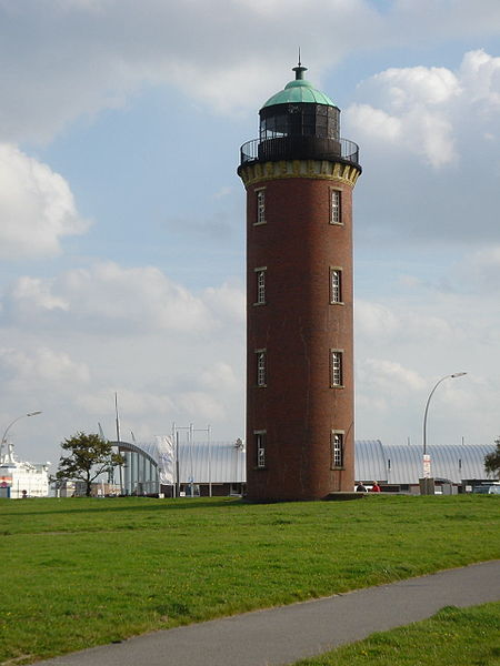 Cuxhaven Leuchtturm