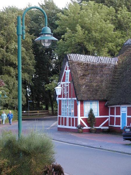 Otterndorf Deich Haus