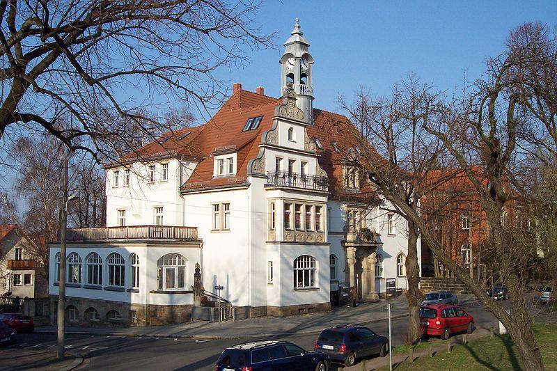 Rathaus Coschütz in Dresden Süd