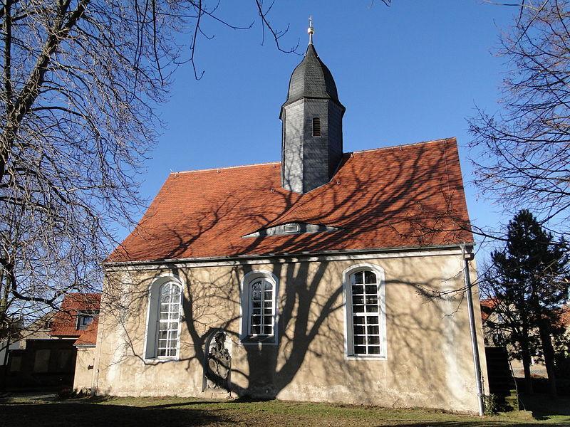 Christophoruskirche in Wilschdorf