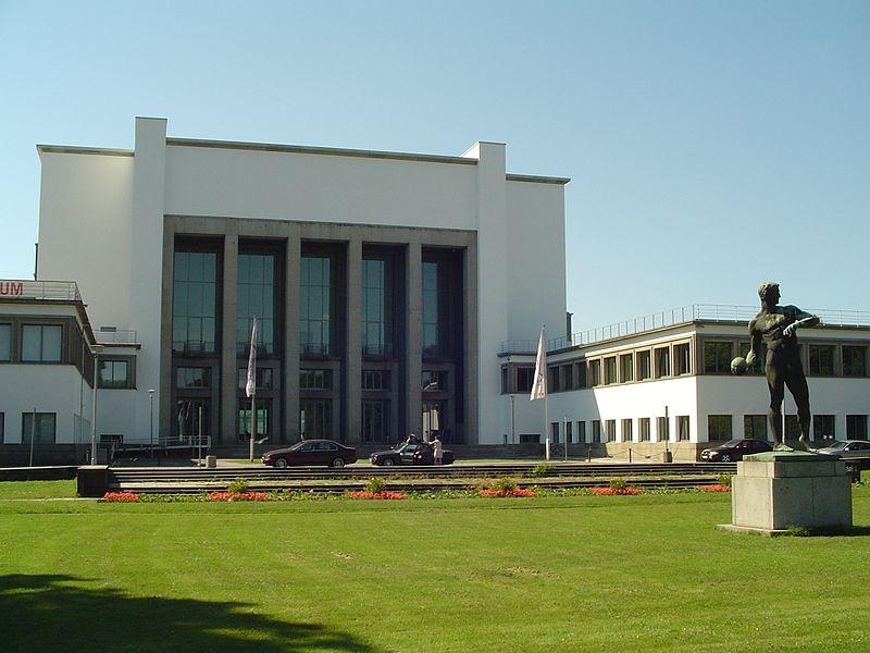Das Deutsche Hygiene Museum