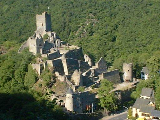 Oberburg und Niederburg