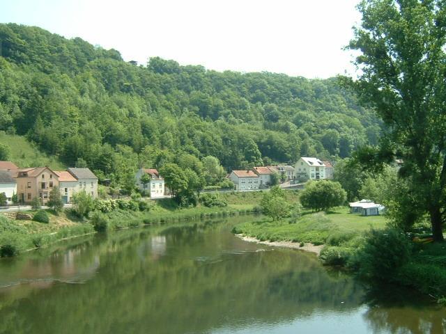 Fluss Sauer