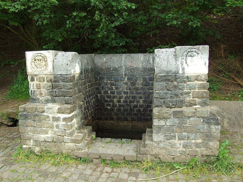 Römerkanal Brunnenstube