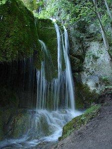 Dreimühlen-Wasserfall