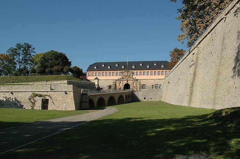 Enkelt parti Erfurt Peters