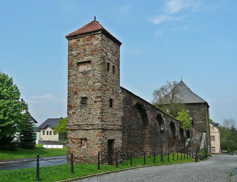 Marienberg im Erzgebirge
