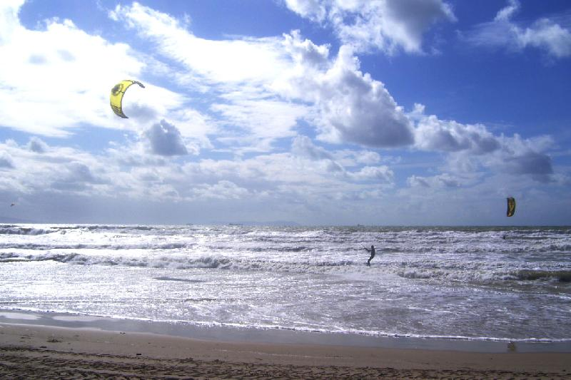 Kitesurfen Fehmarn