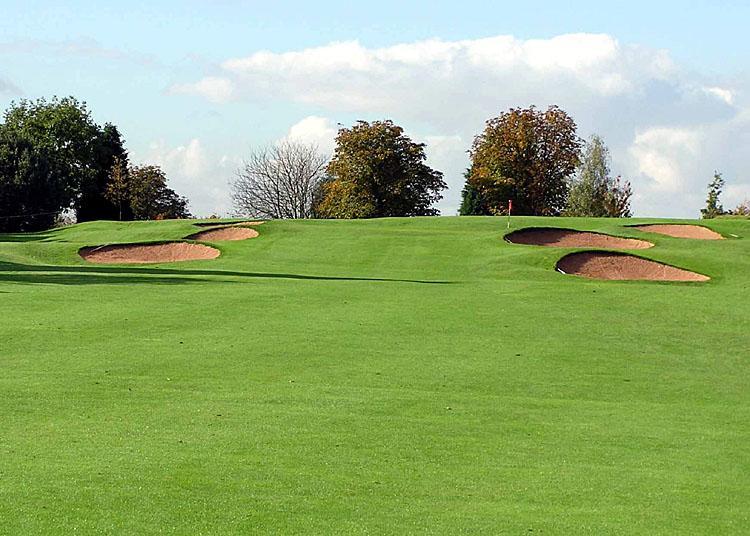 Golf auf Fehmarn