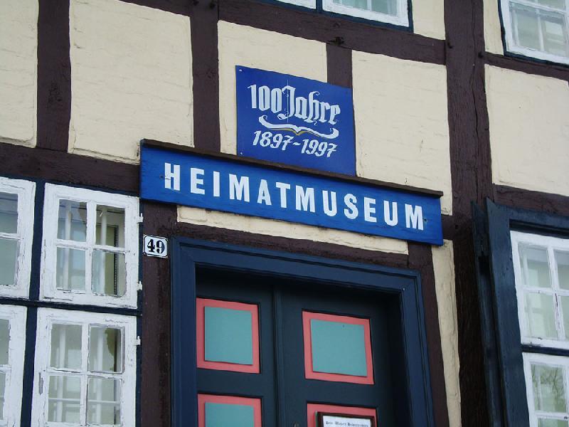 Heimatmuseum Burg