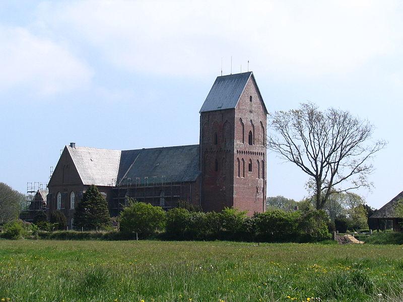 St. Johannis Kirche Föhr