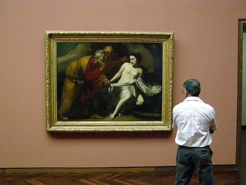 Die Sammlung des Städel Museums umfasst Gemälde, Zeichnungen, Skulpturen und Fotografien