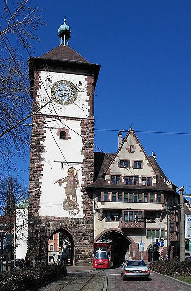 Schwabentor Freiburg