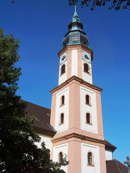 St-Martins-Pfarrkirche Freiburg Hochdorf