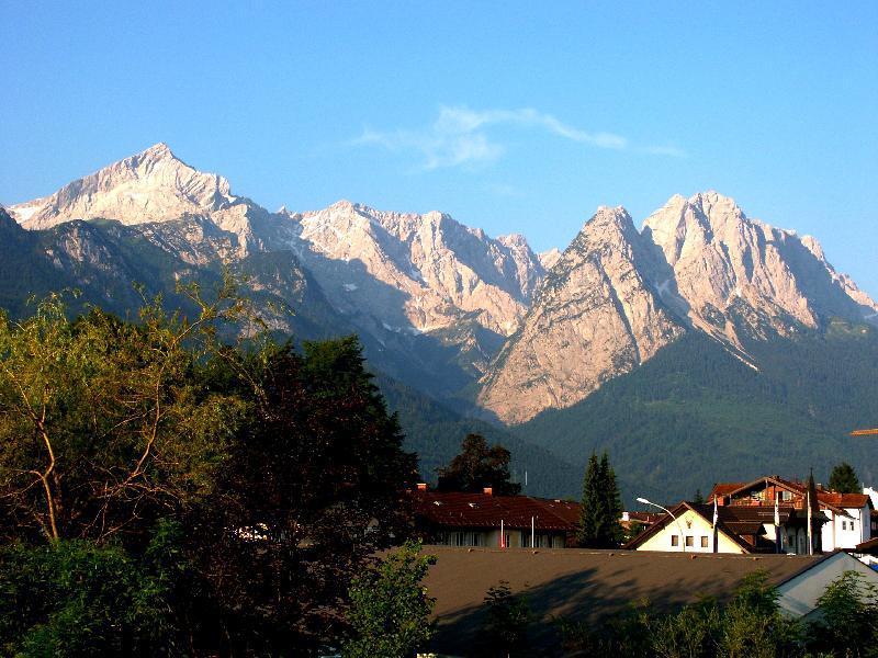 Die Zugspitze