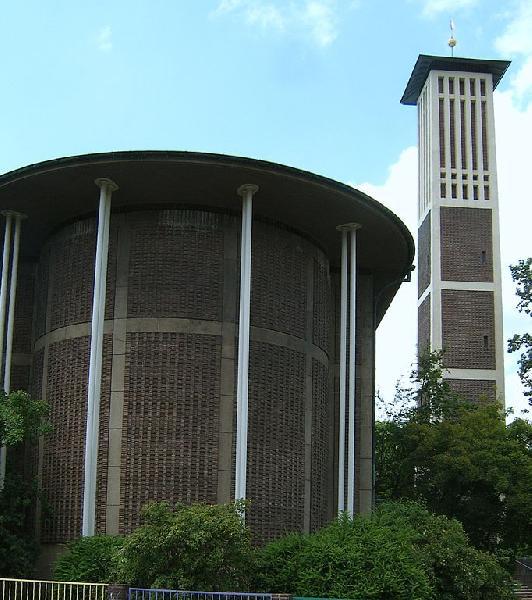 Kirche in Bahrenfeld